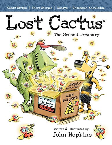 Lost Cactus: The Second Treasury (Paperback): John P Hopkins