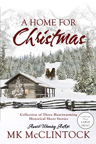 9780996507653: A Home for Christmas (Short Story Collection) (Cambron Press Large Print)