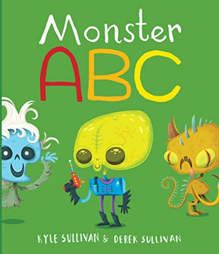 9780996578707: Monster ABC