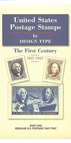 9780996596633: United States Postage Stamps By Design Type: The First Century (Album)
