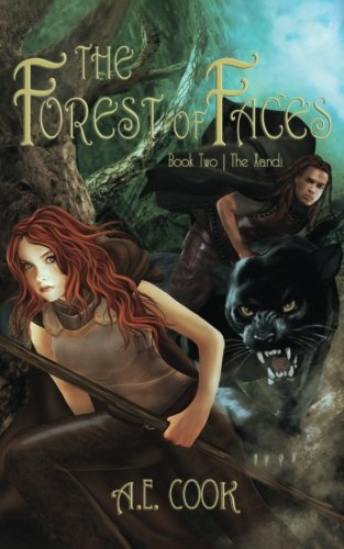 9780996621373: The Forest of Faces: The Xandi: Book Two