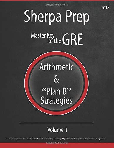 "Arithmetic & ""Plan B"" Strategies (Master Key: Prep, Sherpa"