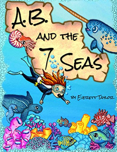 9780996650533: A.B. and the 7 Seas