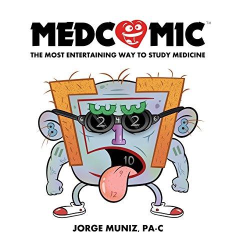 Medcomic: The Most Entertaining Way to Study Medicine: Muniz, Jorge