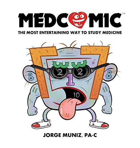 9780996651394: Medcomic: The Most Entertaining Way to Study Medicine