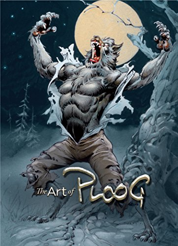 9780996668910: The Art of Ploog NIGHT HOWL S&N Limited Edition