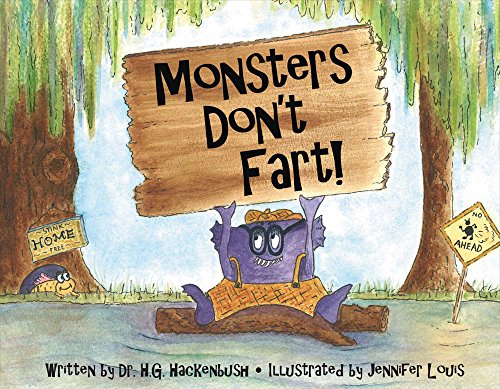 9780996707404: Monsters Don't Fart