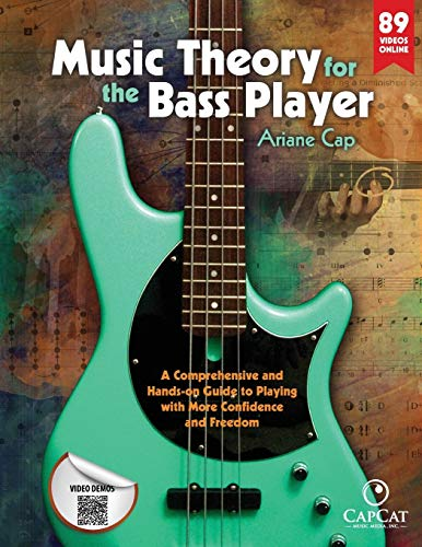 9780996727600: Music Theory for the Bass Player: A Comprehensive and Hands-on Guide to Playing with More Confidence and Freedom