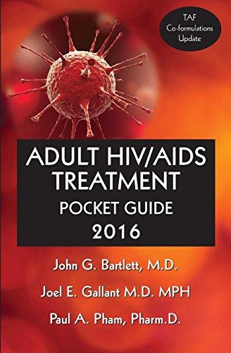 9780996733304: Adult HIV/AIDS Treatment Pocket Guide 2016 (978-0-9967333-0-4)