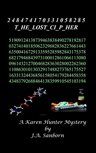 9780996808200: The Lost Cipher