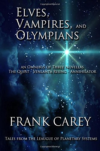 9780996874144: Elves, Vampires, and Olympians