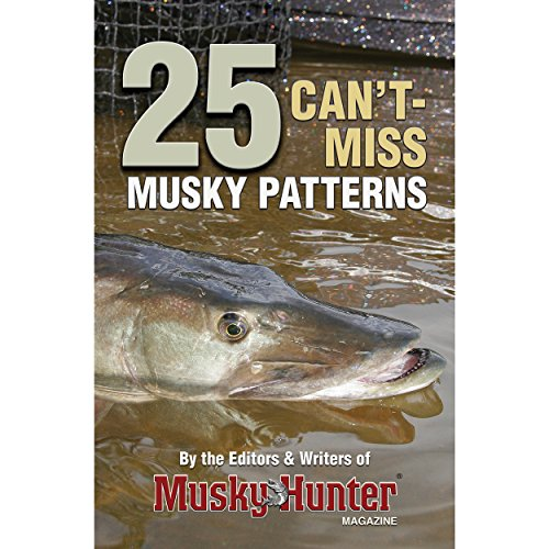 9780996948500: 25 Can't-Miss Musky Patterns