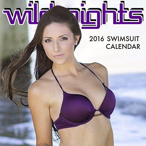9780996948814: Wild Nights 2016 Swimsuit Calendar