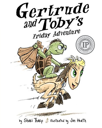 9780996967914: Gertrude and Toby's Friday Adventure (Gertrude and Toby Fairy-Tale Adventure Series)