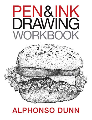 9780997046502: Pen and Ink Drawing Workbook: Volume 2