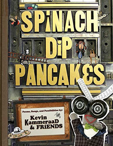 9780997047608: Spinach Dip Pancakes
