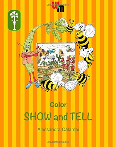 9780997088717: Color Show and Tell (Color with the Charlespals) (Volume 1)