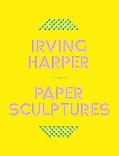 9780997149302: Irving Harper: Paper Sculptures