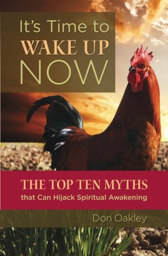 9780997156546: It's Time to Wake Up Now: The Top Ten Myths that Can Hijack Spiritual Awakening