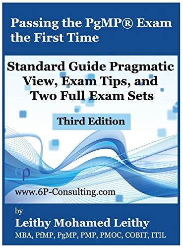 9780997166903: Passing the PgMP® Exam the First Time