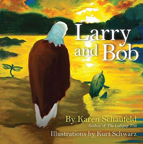 Larry and Bob: Karen Schaufeld