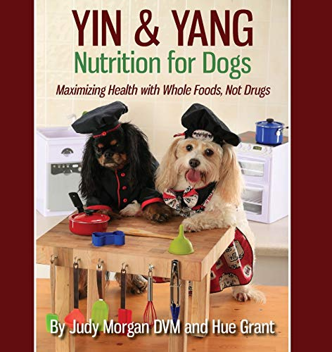 9780997250138: Yin & Yang Nutrition for Dogs: Maximizing Health with Whole Foods, Not Drugs