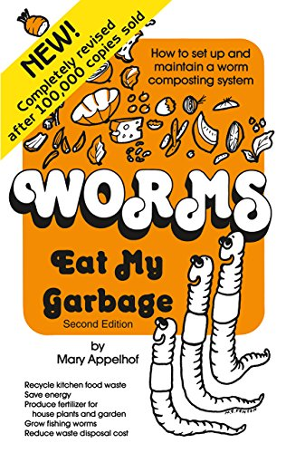 9780997261400: Worms Eat My Garbage: How to Set Up and Maintain a Worm Composting System