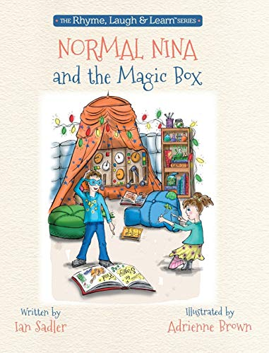 9780997265767: Normal Nina and the Magic Box - UK Edition