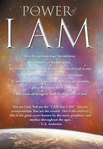 9780997280111: The Power of I AM: 1st Hardcover Edition