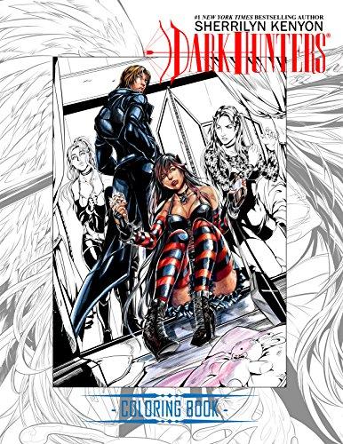 Dark-Hunter Ultimate Coloring Book: Dabel Brothers Publishing