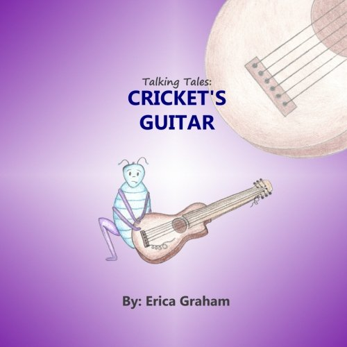 9780997855500: Talking Tales: Cricket's Guitar