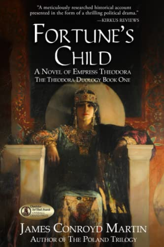 9780997894592: Fortune's Child: A Novel of Empress Theodora