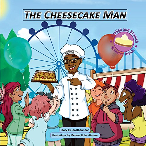 The Cheesecake Man: El Cheesecake Man 8.5: Jonathan Leon