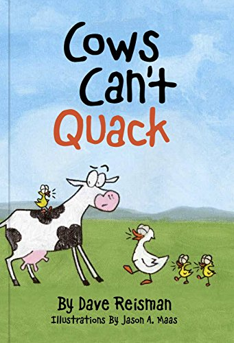 9780998001012: Cows Can't Quack: Animal Sounds (Cows Can't Series)