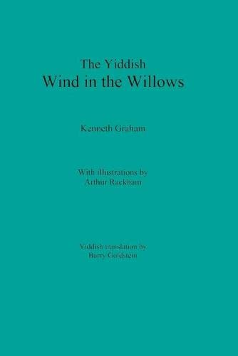 The Yiddish Wind in the Willows (Paperback): Kenneth Graham