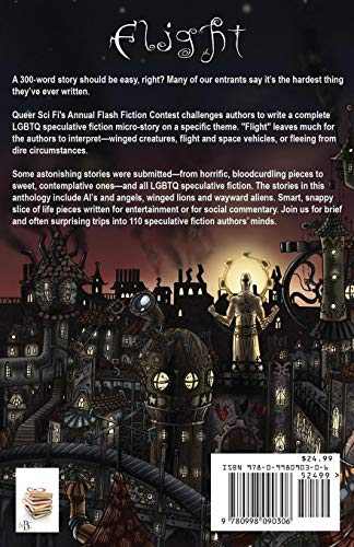 9780998090306: Flight: Queer Sci Fi's Third Annual Flash Fiction Contest (QSF Flash Fiction)