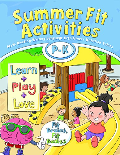 Summer Fit, Preschool - Kindergarten (Paperback or Softback)