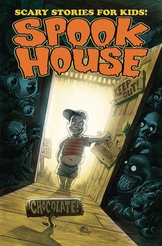 Spookhouse: Powell, Eric