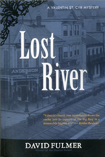9780998643137: Lost River (The Valentin St. Cyr Mysteries)