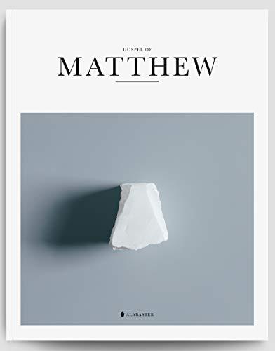 9780998741109: Gospel of Matthew - Alabaster Bible Paperback