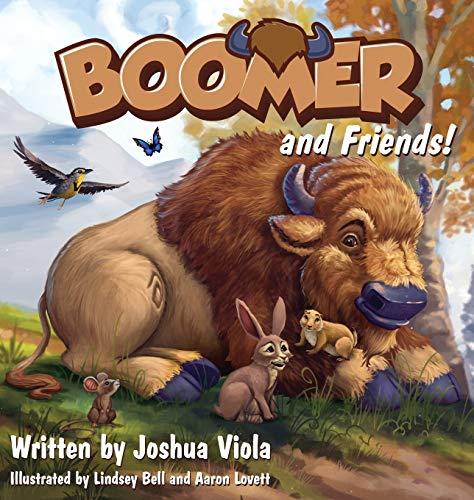 Boomer and Friends!: Joshua Viola
