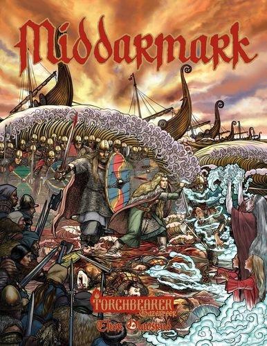 Middarmark: Thor Olavsrud