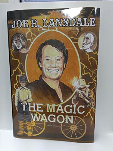 9780999036198: The Magic Wagon (Signed) Limited Numbered Edition