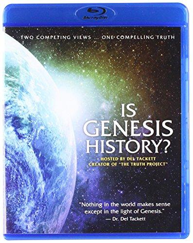 Is Genesis History? (Blu-Ray)