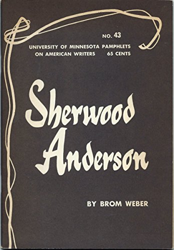 9780999185384: Sherwood Anderson