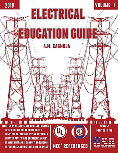 Electrical Education Guide: (Design, Wiring, and ... on distribution board, wiring diagram, junction box, earthing system, circuit breaker, knob and tube wiring, electric motor, extension cord, electrical conduit, electrical engineering, ground and neutral, three-phase electric power, power cable, electric power transmission, home wiring, alternating current, national electrical code,