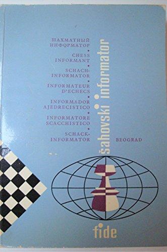 9781000142846: Chess Informant # 14 (Sahovski Informator/Chess Informant, 14)