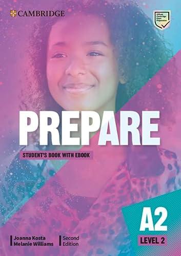 9781009023061: Prepare Level 2 Student's Book with eBook (Cambridge English Prepare!)