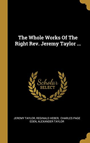 9781011203130: WHOLE WORKS OF THE RIGHT REV J