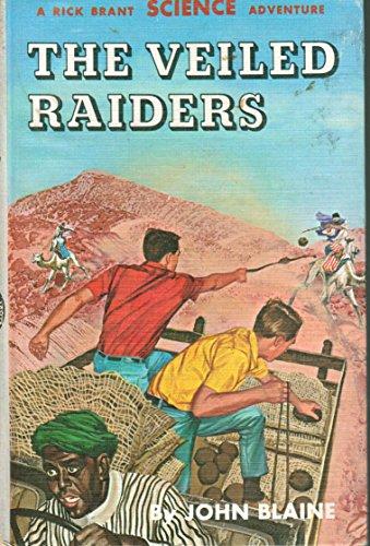 9781019651377: rick brant: the veiled raiders (20)